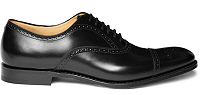 A pair of good brogues are a good investment and are perfect for wearing with Highland dress.