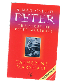 Book - The Story of Peter Marshall