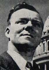 The Rev. Peter Marshall